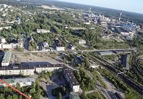 Город святогорск ленинградской области фото