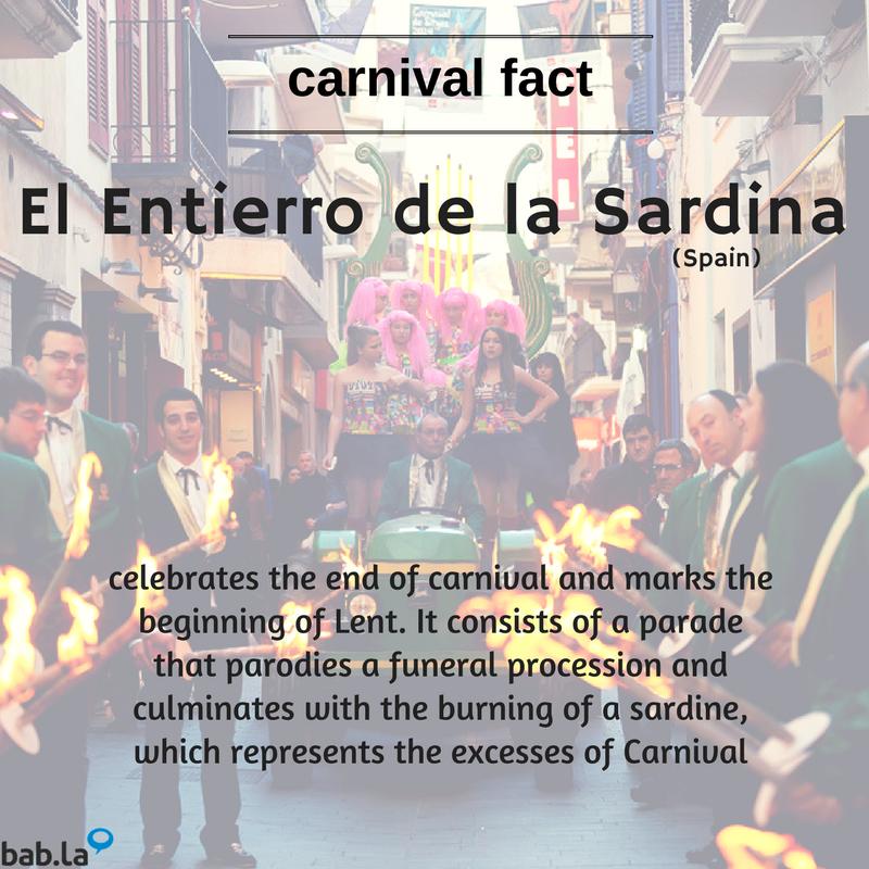 Carnival is about to end... enjoy &quot;el entierro de la Sardina&quot;. #Carnival #Feliz2017 <br>http://pic.twitter.com/2B3bkJTWby