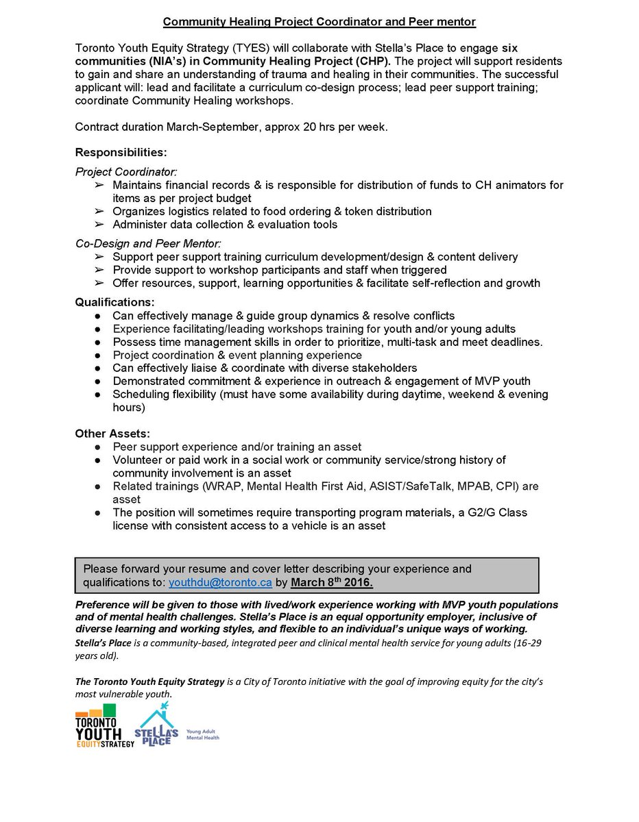 Community Service Cover Letter Gallery - Cover Letter Ideas