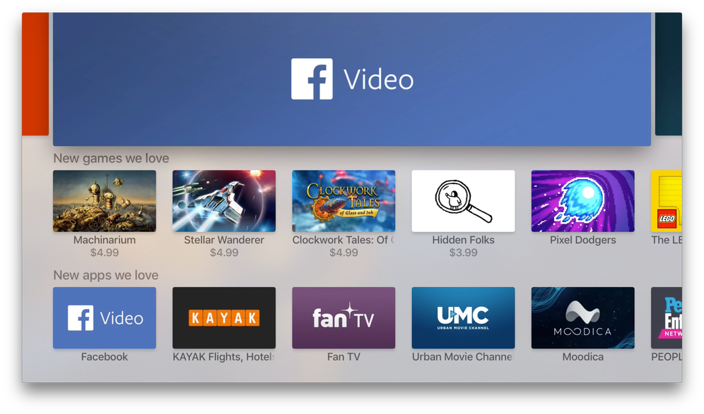download facebook video apple
