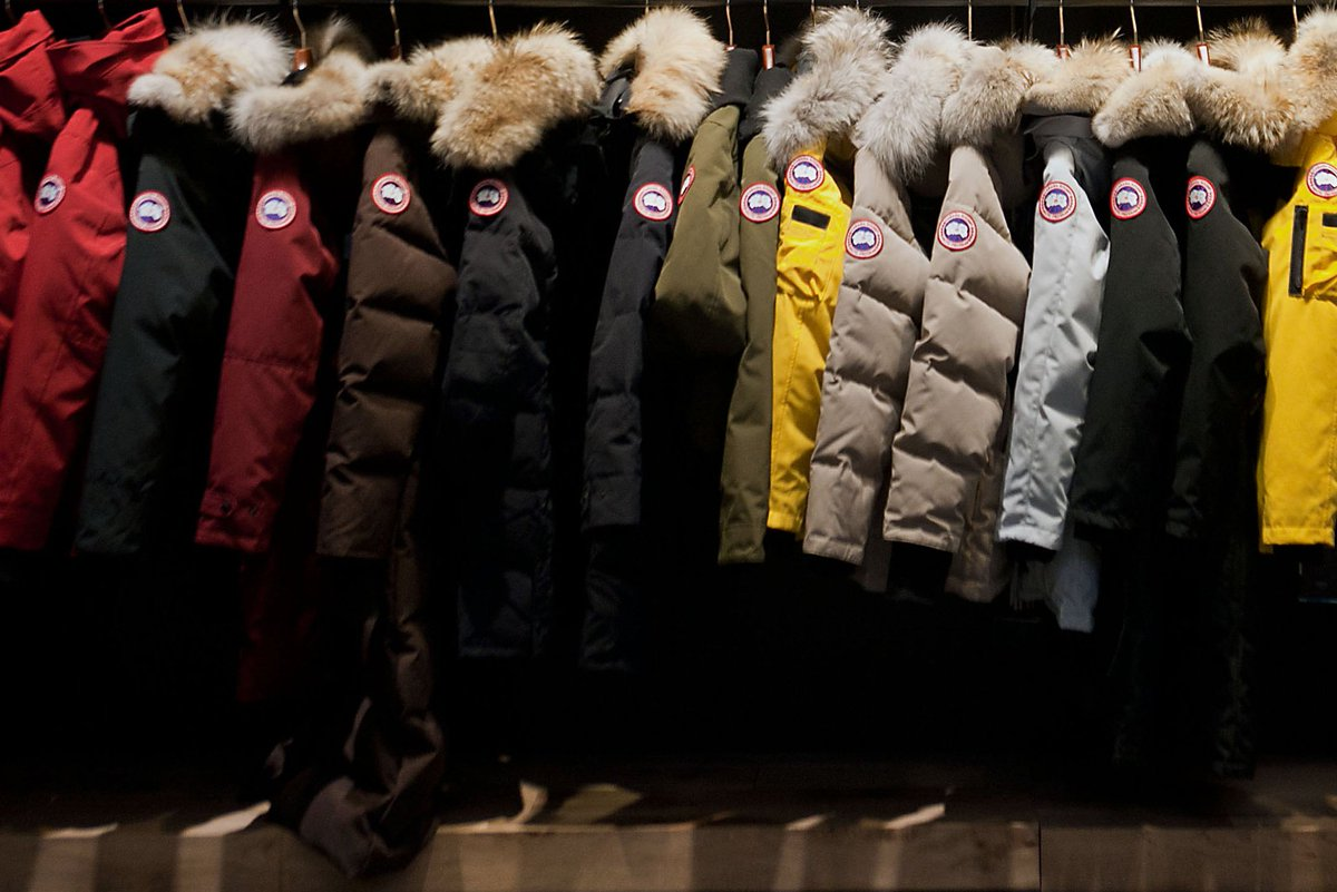 Canada Goose wants to raise $240 million in its IPO https://t.co/QZvux499s3