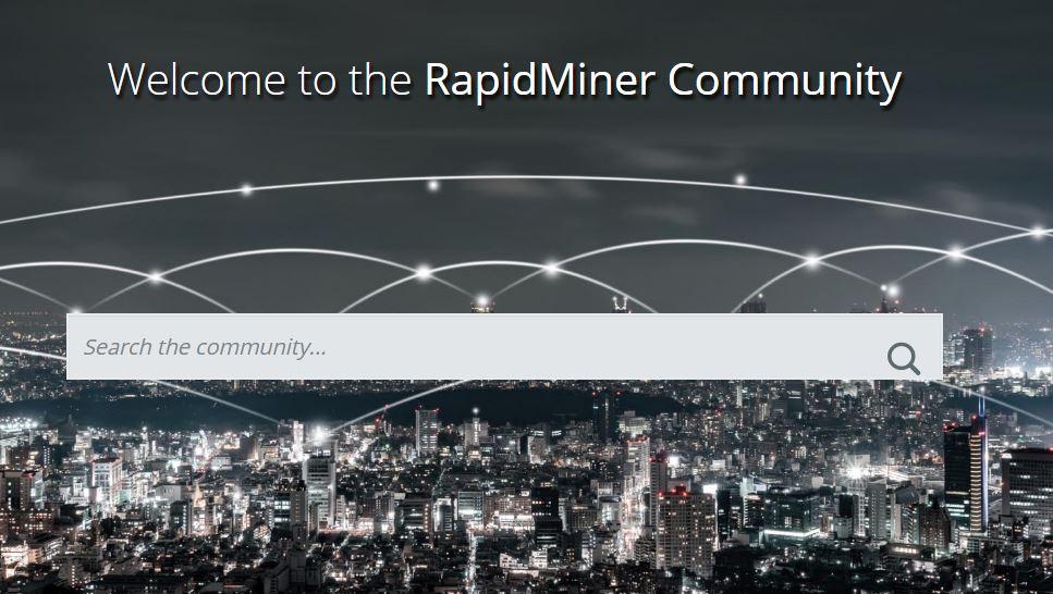 RapidMiner on Twitter: