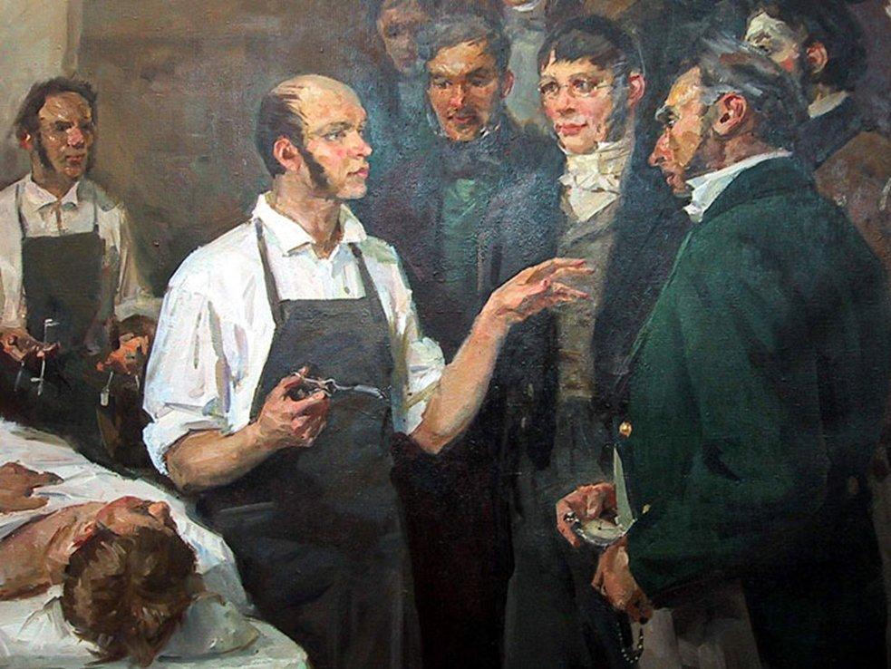 Из истории американской помощи России. Американские хирурги в Крымской войне.