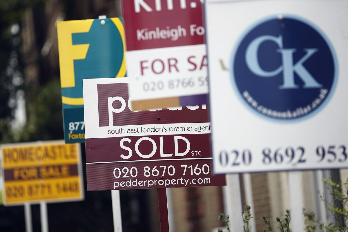 The new trick for selling your London home? Cut prices, fast https://t.co/mDWtEyKRsz