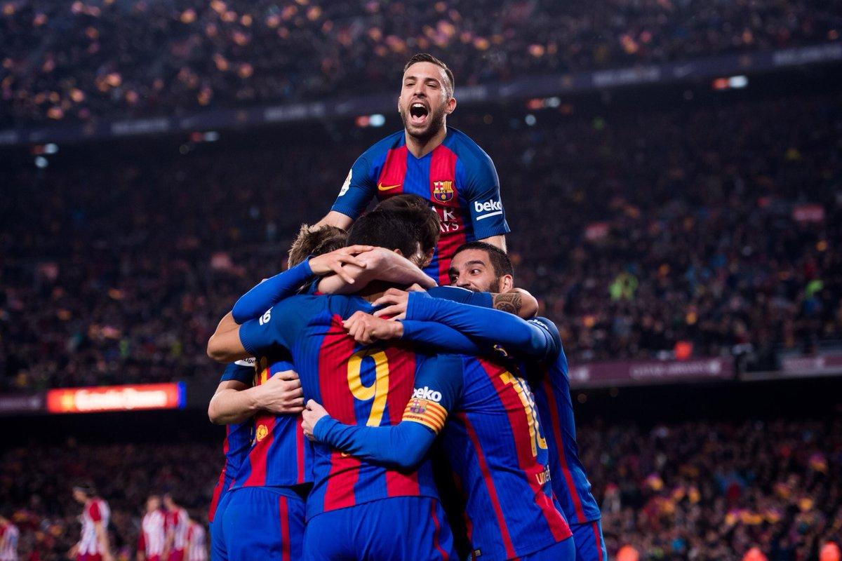Video: Barcelona vs Sporting Gijon
