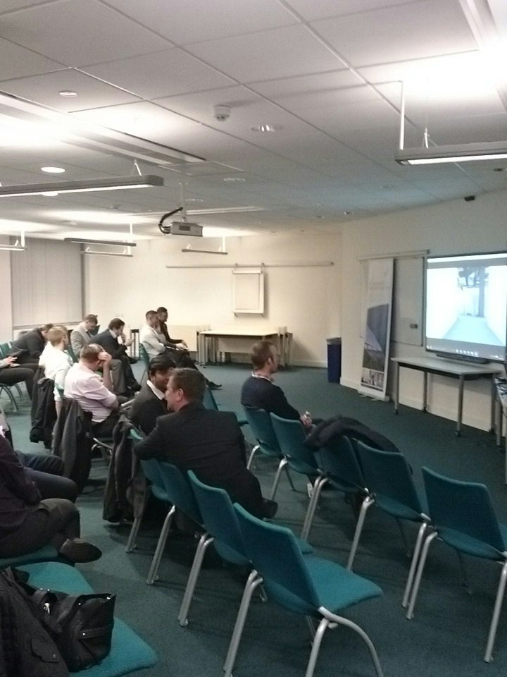 A good crowd has arrived ready to hear Gavin Dunstan of SES @WatesGroup @nick_tune and @djhreed67 for #TBIM2017! https://t.co/M9xLcDILL9