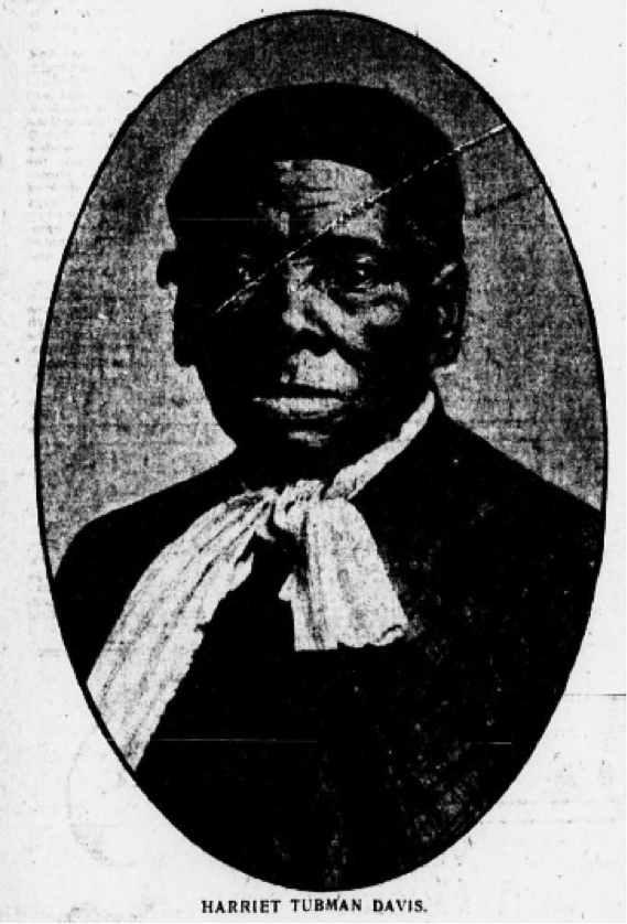 "Harriet Tubman, Underground Railroad leader and ""Moses of her people"" died #OTD 1913 #ChronAm https://t.co/GIoisepXtt https://t.co/3Uf0vPIPZo"