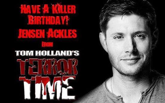 Happy Birthday Jensen Ackles!!