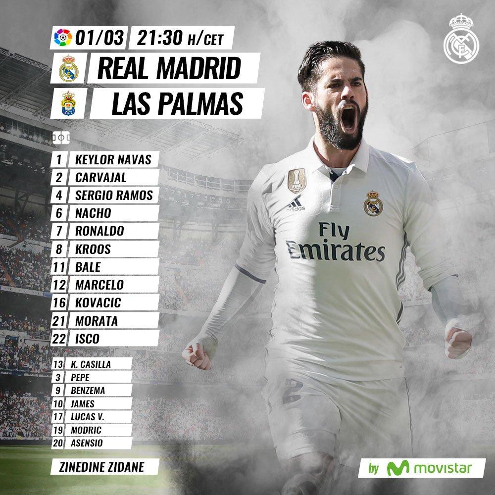 Real Madrid vs Las Palmas C52wwwPXQAAbPWK