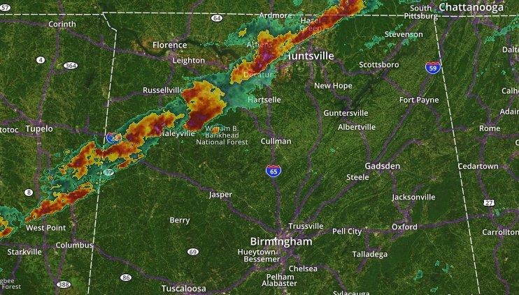Interactive radar: weather blog: storm chaser live stream