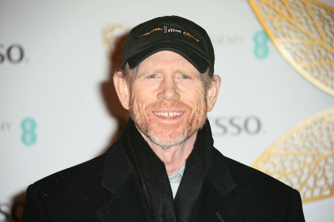 Happy birthday to actor and filmmaker Ron Howard. He turns 63 today.