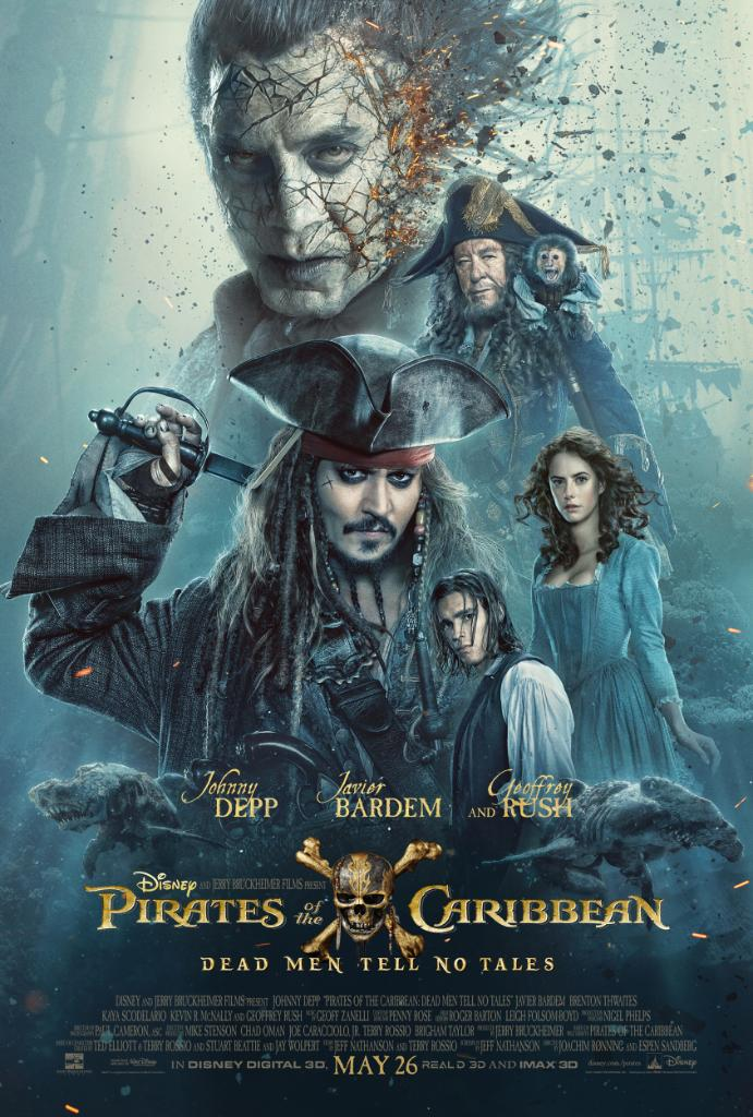 2017 - Pirates of the Caribbean: Dead Men Tell No Tales - Pagina 3 C52zMSeWAAAx8qY