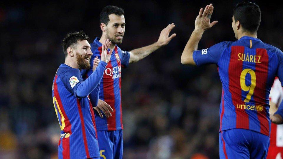 أخبار برشلونة