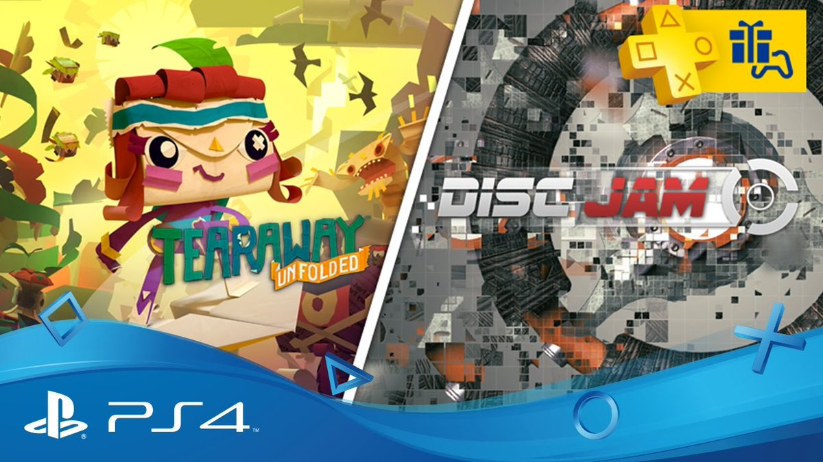PS Plus free games March 2017