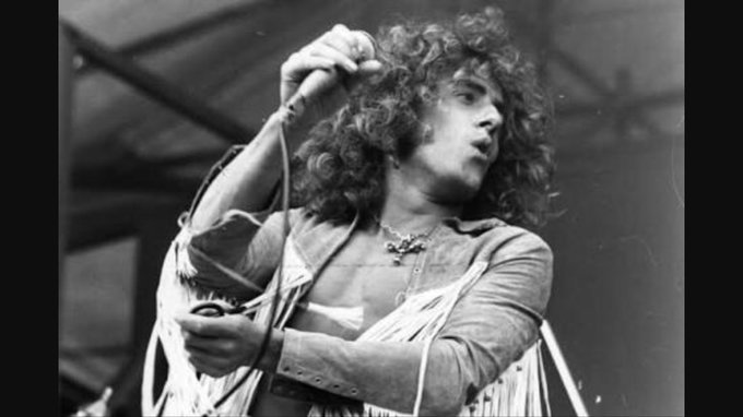 Happy birthday to the legendary Roger Daltrey. Long Live The Who!
