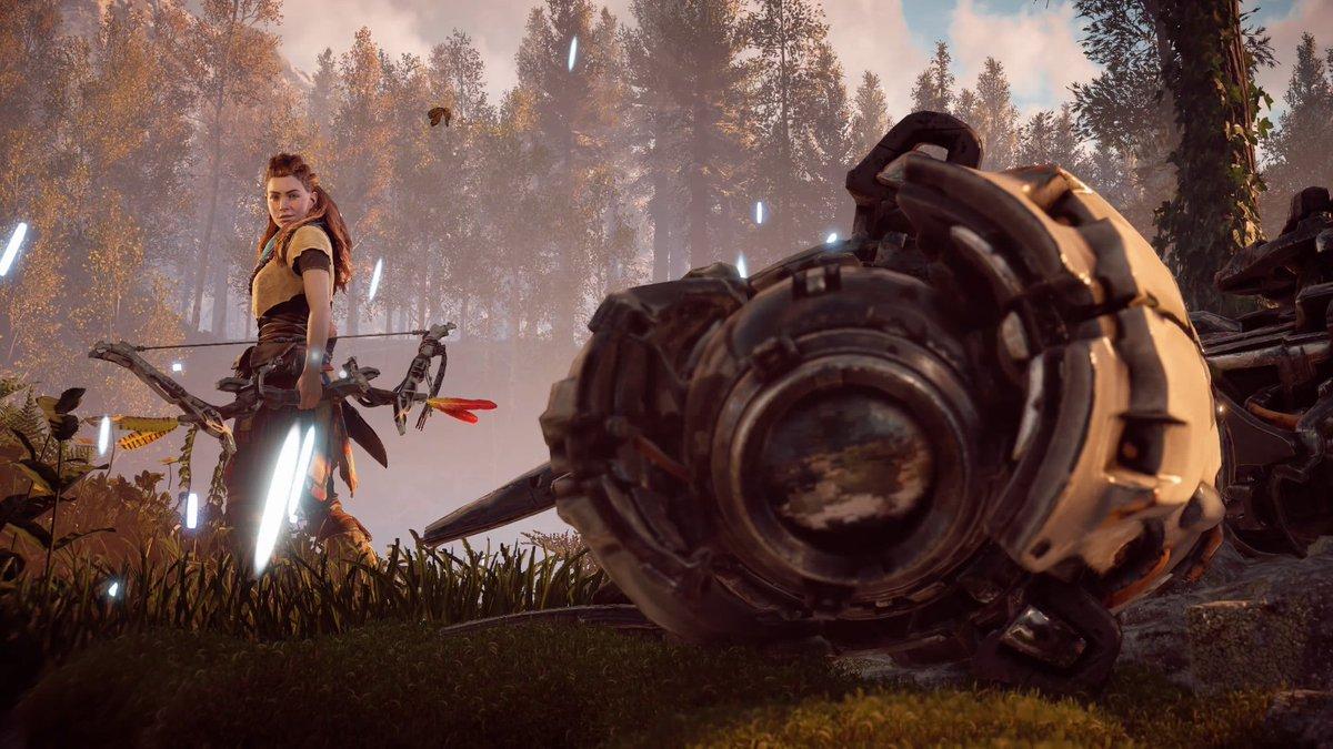 Horizon Zero Dawn screencap