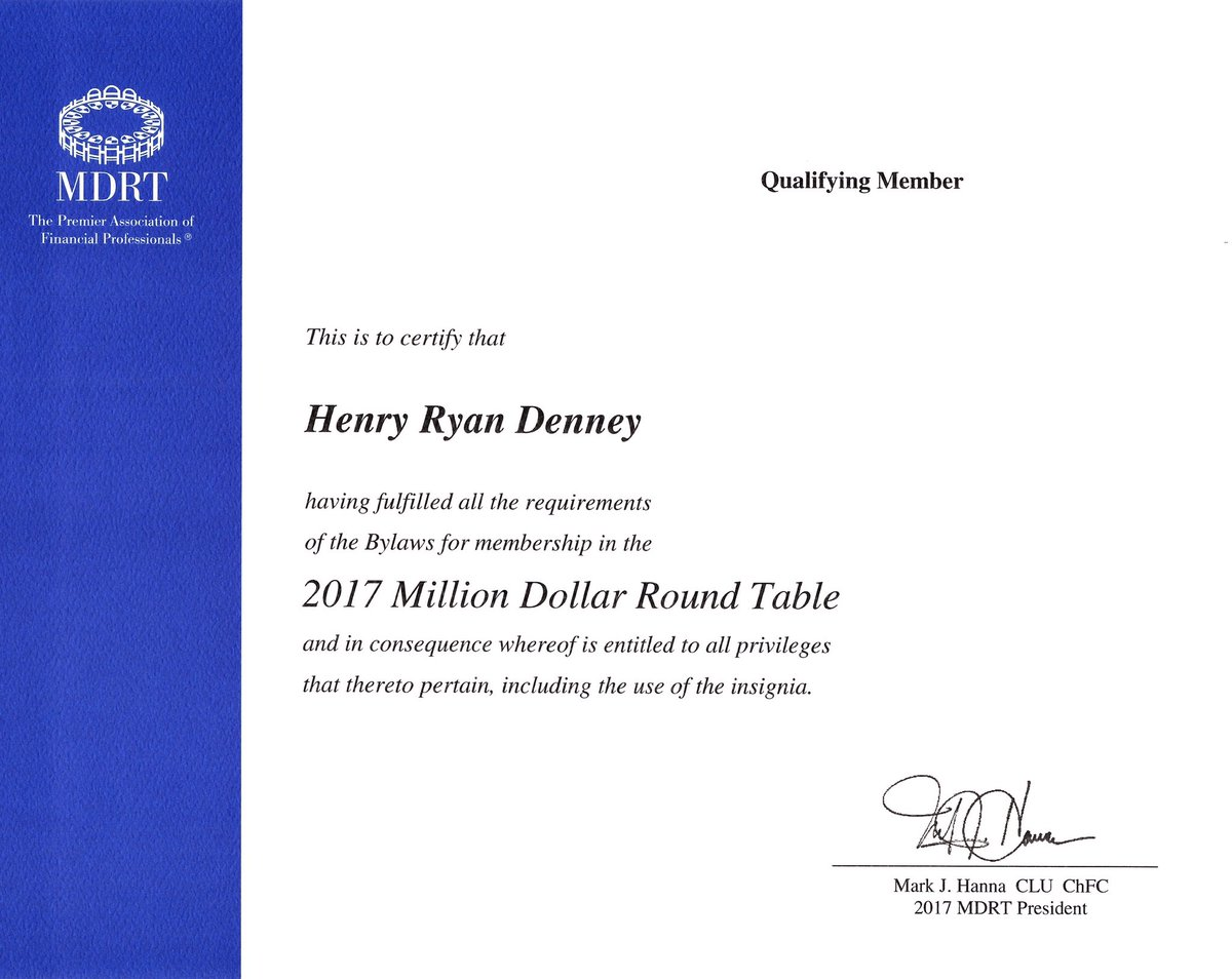 Million Dollar Round Table Canada Chelsea Denney Chelsea Denney Twitter