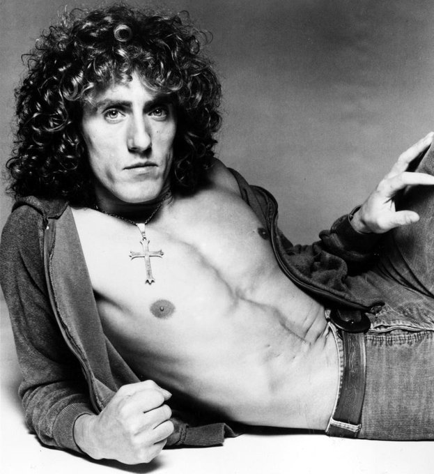 Happy birthday to Roger Daltrey from