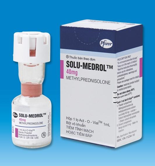 How To Take Solu-Medrol Dose Pack