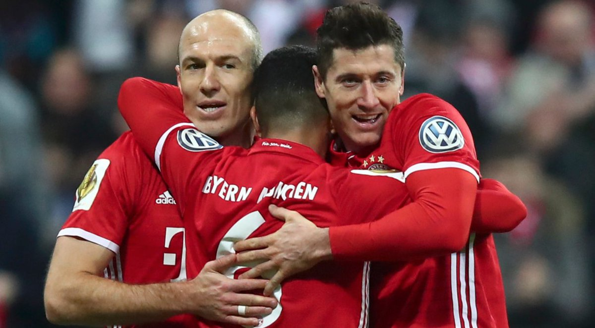 Video: Bayern Munich vs Schalke 04