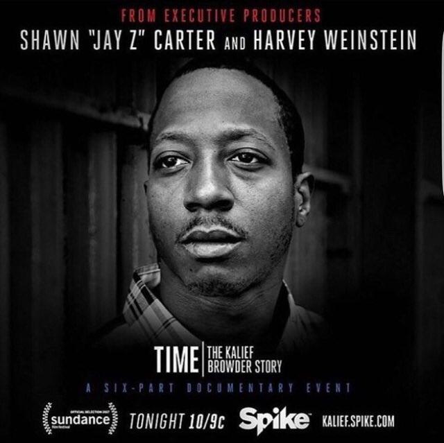Tonight. Watch it!!! #StayWoke
