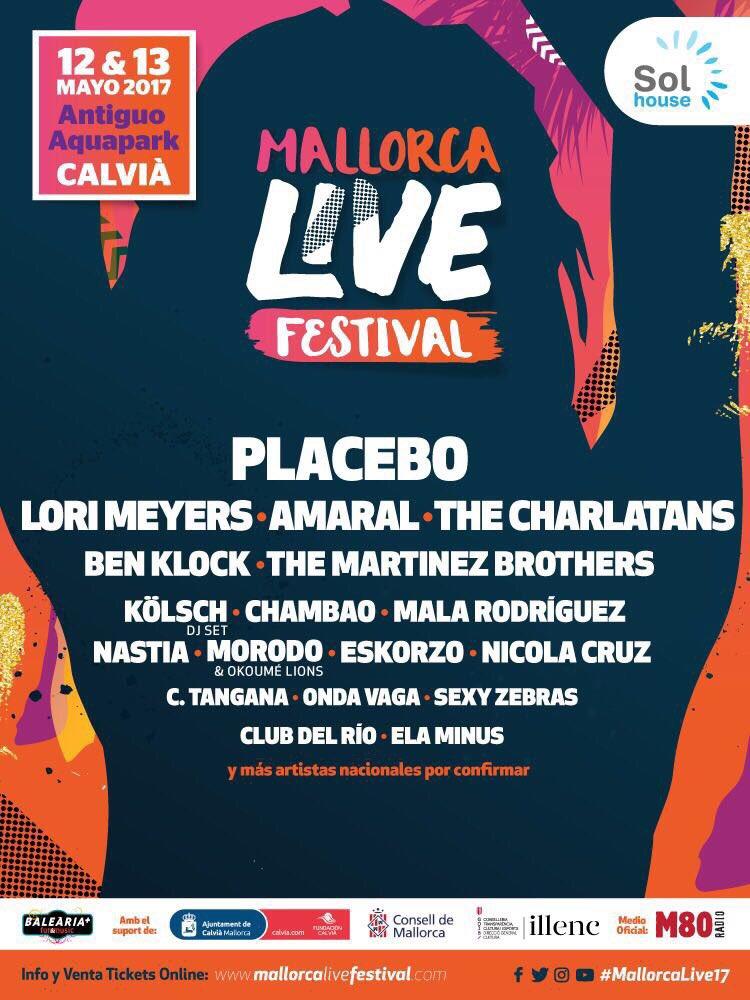 Mallorca Live Festival (12 y 13/05/17) C53SXdXXQAEsPVM