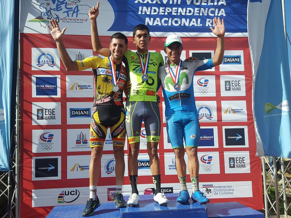 Victorias UCI Colombianas - 2017 C53TaauWUAAKIDY