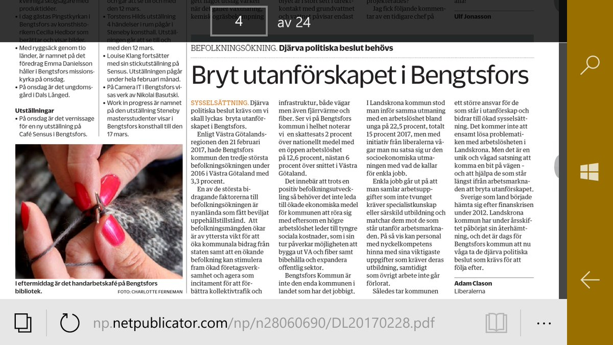 Uppat for sas i februari 1