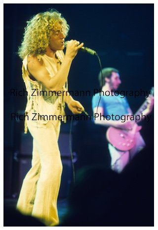 Happy birthday to Roger Daltrey of the Who!