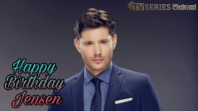 Happy Birthday Jensen Ackles!