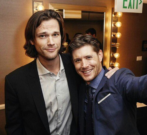Happy birthday to my beautiful loser Jensen Ackles
