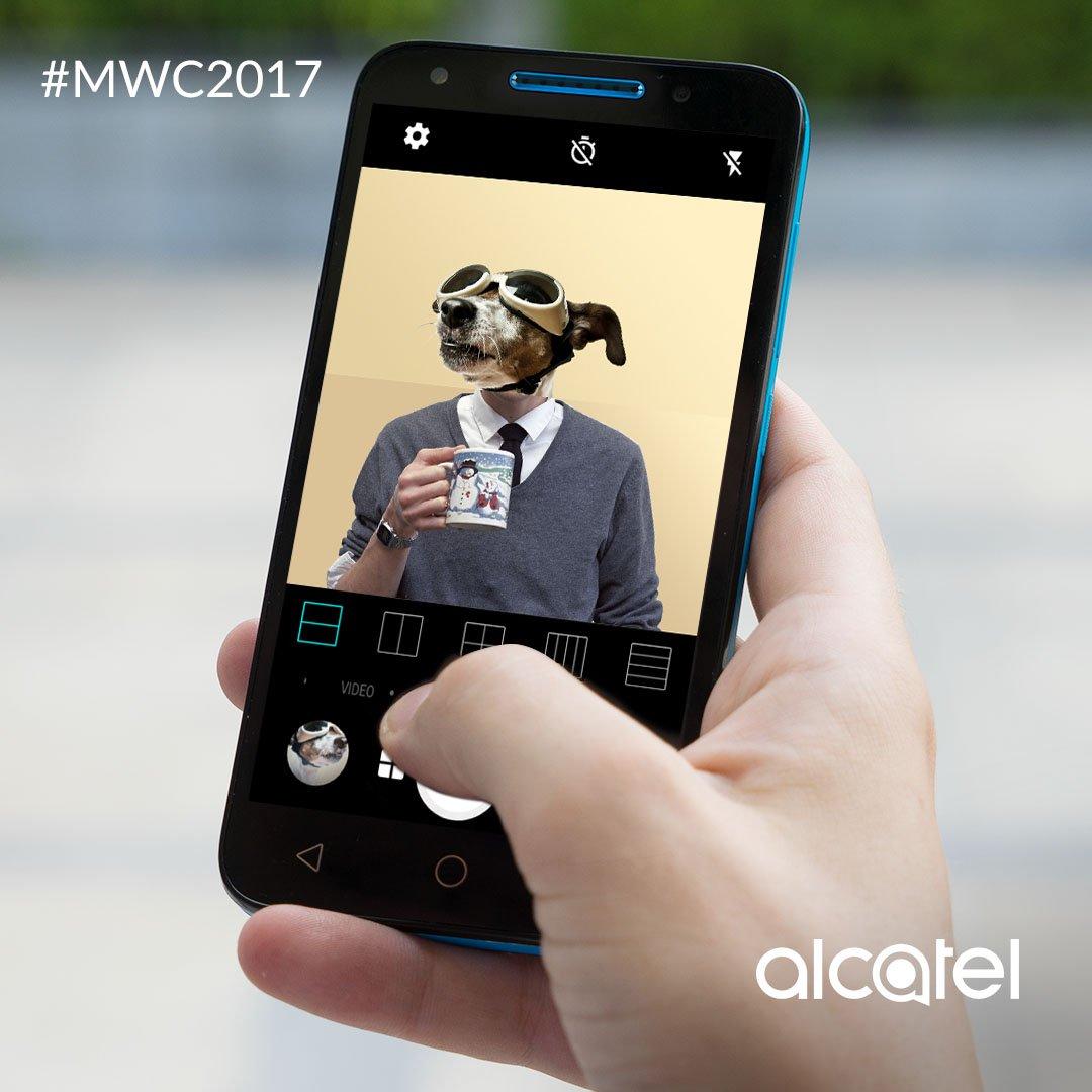 ¿Quieres tener las mejores fotos en tus redes? Conoce las aplicaciones de selfie del Alcatel U5 y mira cómo aumentan tus likes. #MWC2017 https://t.co/cgX2O8xBKa