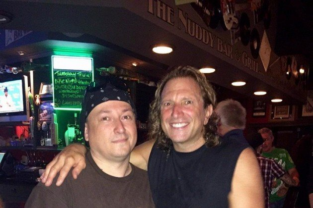 Happy Birthday today to ex and current drummer Rob Affuso!