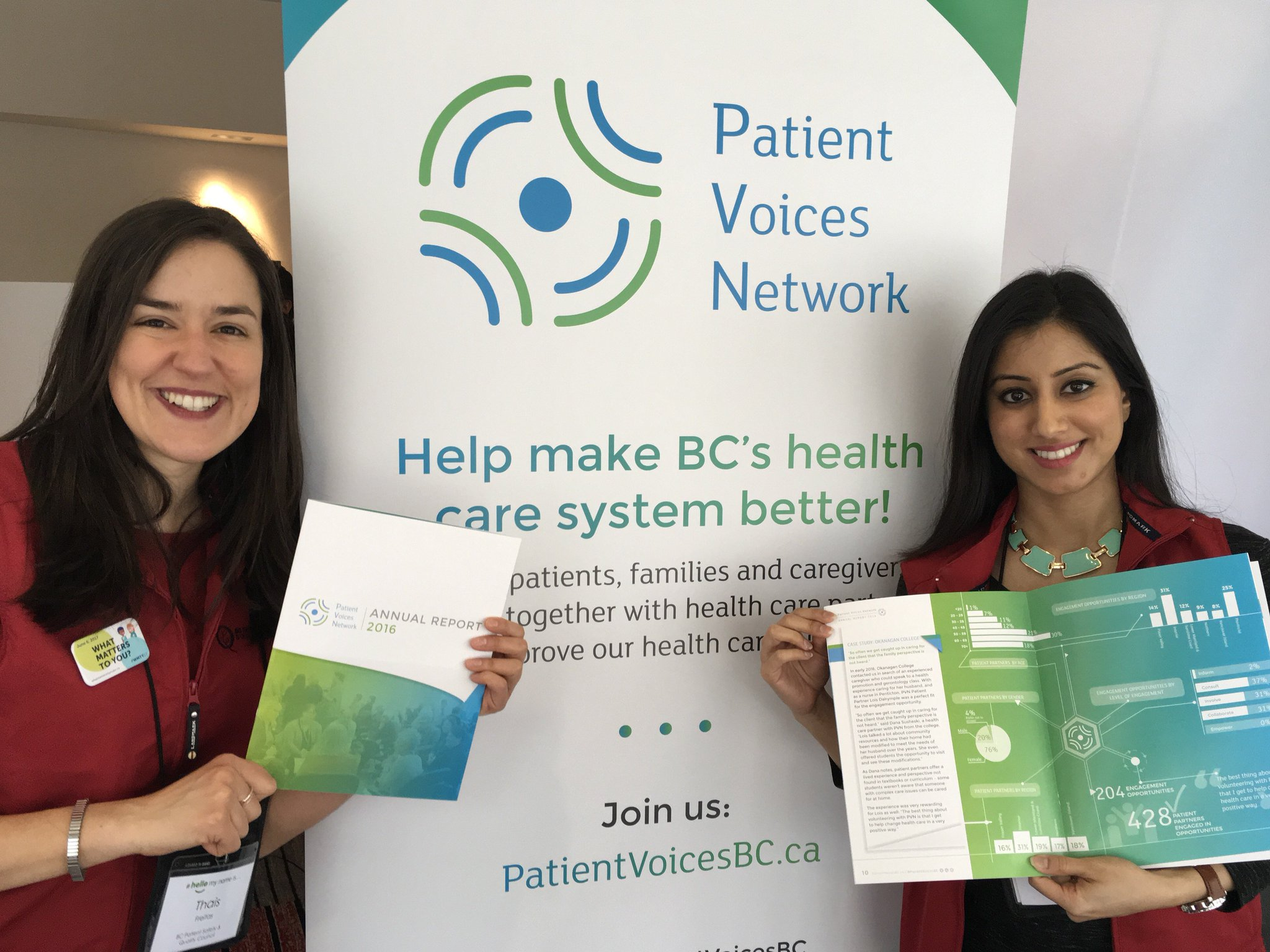 We're launching our first Annual Report at #QF17, w/ lots of info on what PVN was up to in our first year w/ the @BCPSQC! https://t.co/bBsaaiky0P
