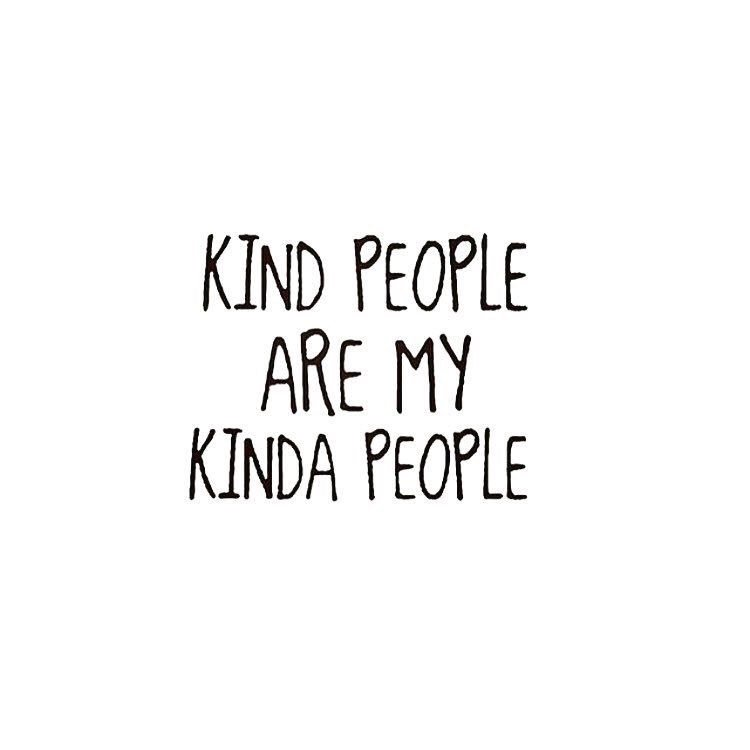 Action For Happiness On Twitter Kind People Are My Kinda People
