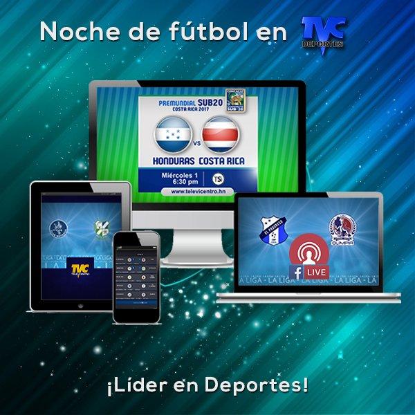 www televicentro com honduras