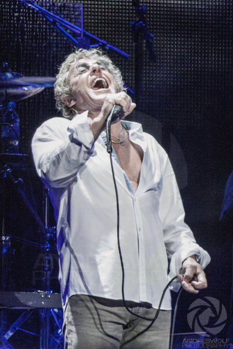 Happy 73rd Birthday  Roger Daltrey