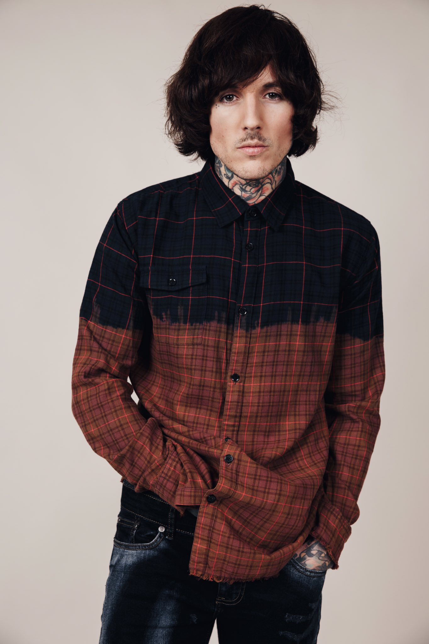 "Oliver Sykes on Twitter: ""New denim/shirts/jackets + more ..."