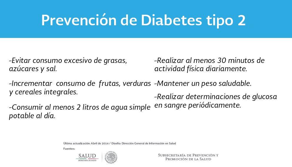 Hasta un 70% de los casos de #diabetes tipos 2 se pueden