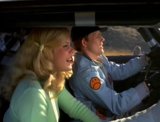 Happy birthday to Ron Howard. We\re in the midst of an Eat My Dust!, Grand Theft Auto double feature.
