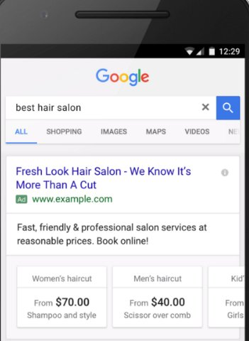 AdWords Price💰 Extensions now live on all devices. #GoogleAdWords #DigitalMarketing #PPC https://t.co/ErWtyh82wx
