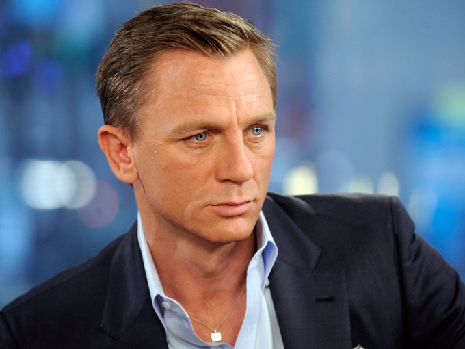 Happy Birthday, Daniel Craig!