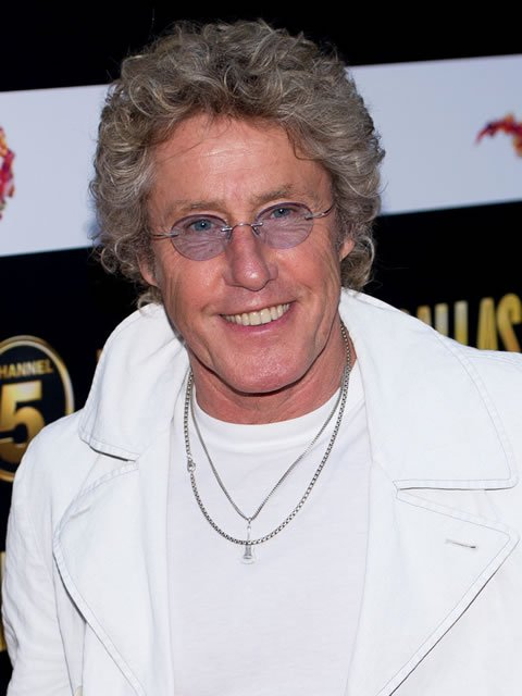 Happy Birthday Roger Daltrey