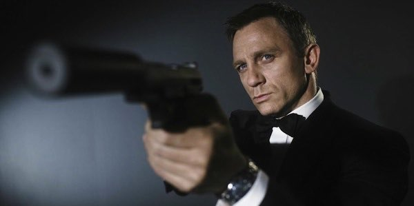 Happy 49th Birthday Daniel Craig