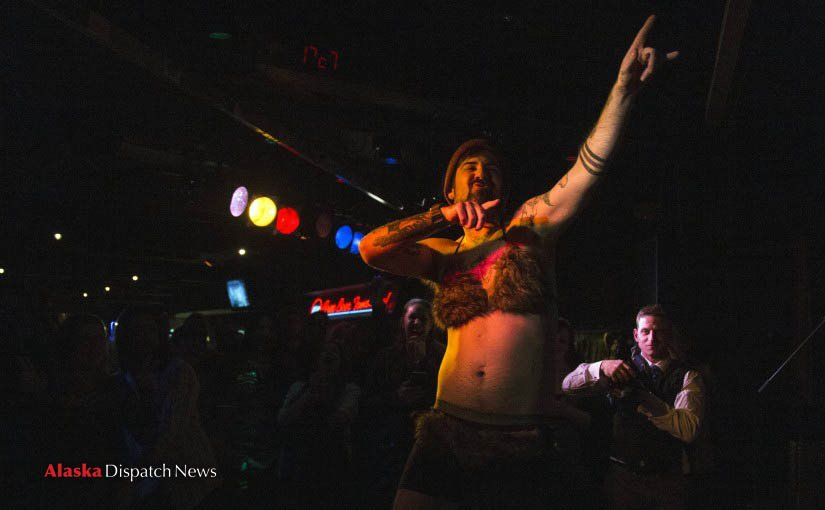 7517840fe1 The Rondy Fur Bikini Contest  It s a Spenard tradition here in Anchorage.  VIDEO