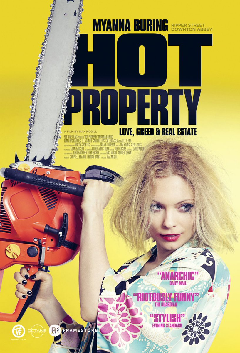 HotPropertyMovie hashtag on Twitter