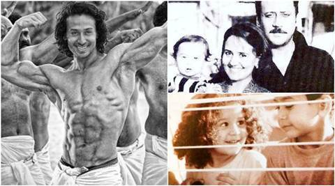 Happy Birthday Tiger Shroff: This dreamboat is a perfect family man. See pics