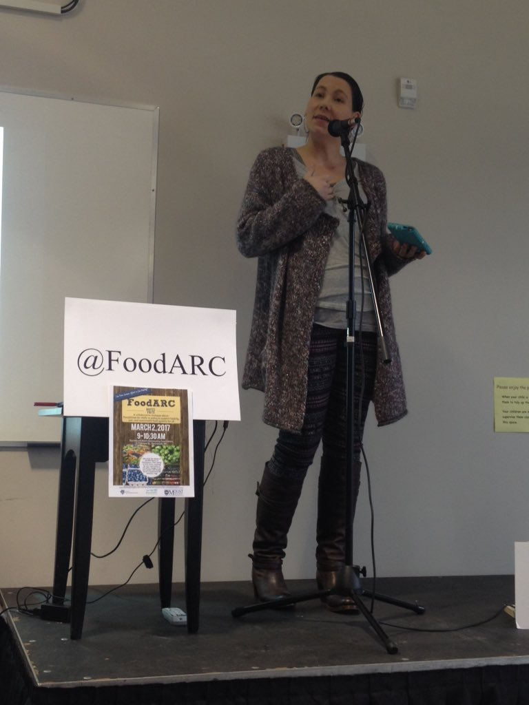 Deirdre Lee moved the audience's hearts and minds this morning with her incredible poetic and personal voice https://t.co/LYGJD2OqCS