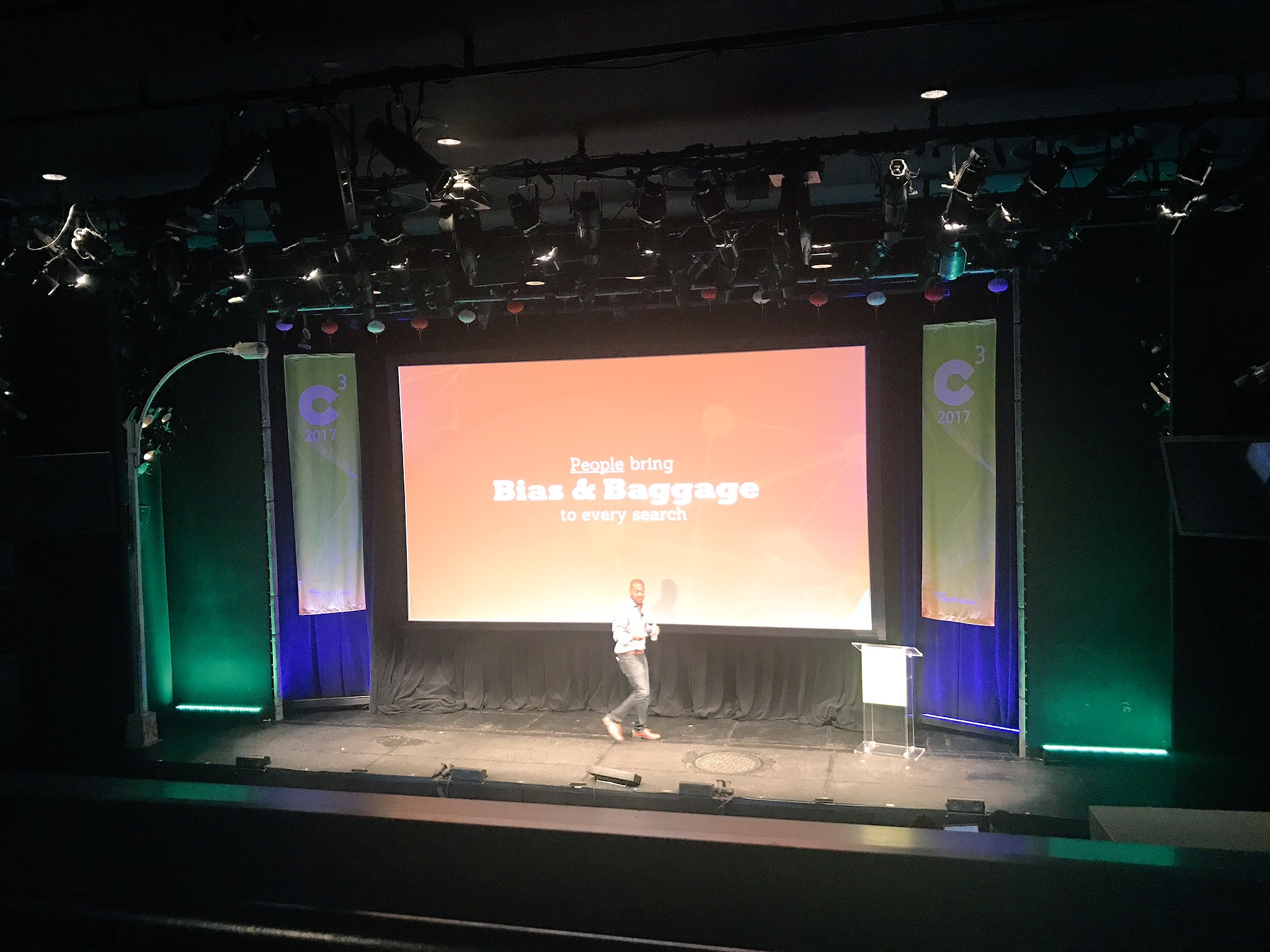 The same word can have different context or meaning. @wilreynolds #C3NY #GTFO https://t.co/tWNVlMRopt