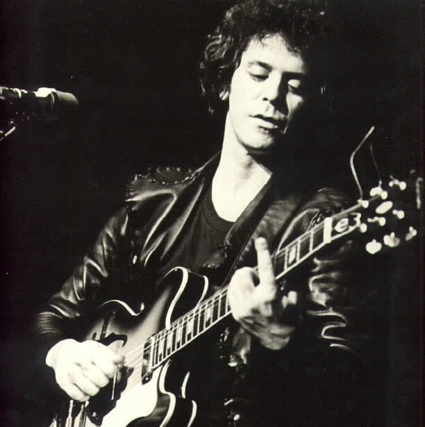 Lou Reed is on shuffle all day today! Happy Birthday Lou! R.I.P. to one of my favorite lyricists and artists.
